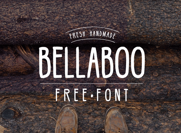 45 Free Hipster fonts - 25