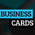 Post Thumbnail of 26 Modern Business Cards PSD Templates (Print Ready)
