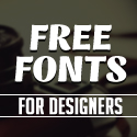 Post Thumbnail of 17 New Stylish Free Fonts For Designers