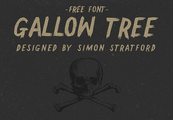45 Free Hipster fonts - 24
