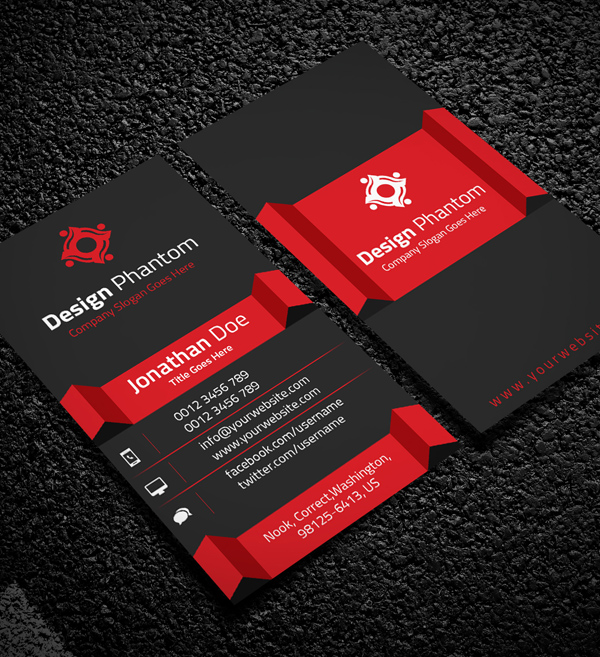 Creative business cards design print ready design for Business cards 2015