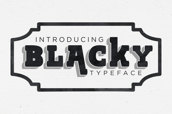 25 Cool New Fonts For Designers Resources Graphic