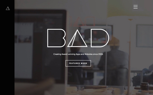 One Page Websites – 42 New Web Examples - 5