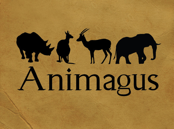 Animagus free font