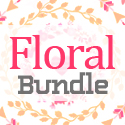 Post thumbnail of Amazing Floral Bundle for Designers (1000+ Elements, Fonts & Logos)