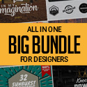 Post Thumbnail of All in One - Big Bundle for Designers