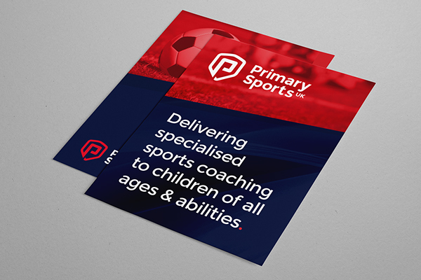 Primary Sports UK Stationery Items