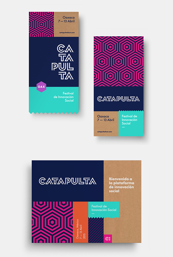 Catapulta Fest Stationery Items