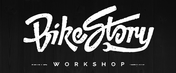 Bike Story Logo Design