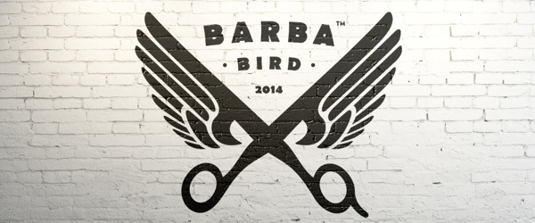 Barba Bird Identity Logo Design
