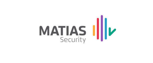Matias Security Logo Design