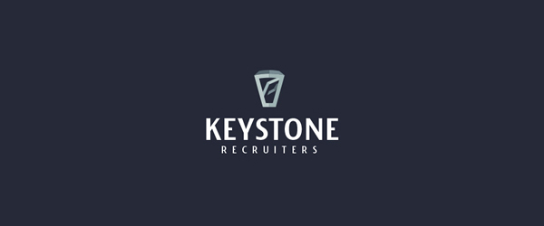 Keystone Recruiters Logo Design