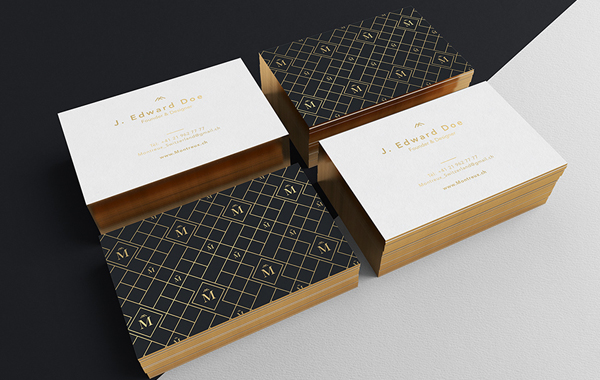 Montreux Business Card