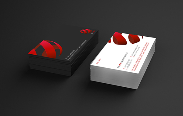 The One sp Business Card