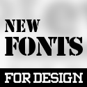 Post thumbnail of 30 New Custom Fonts for Designers
