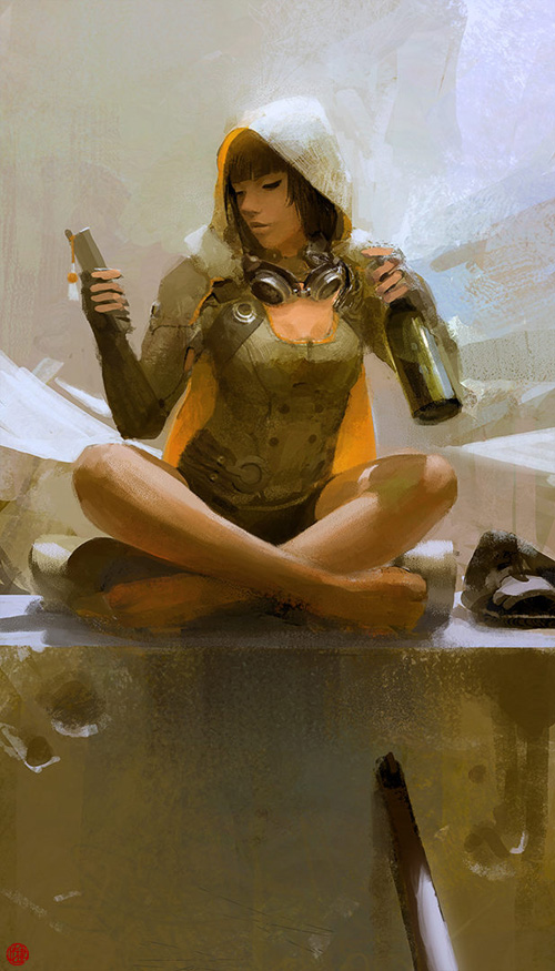 Creative Digital Art by Brandon Liao