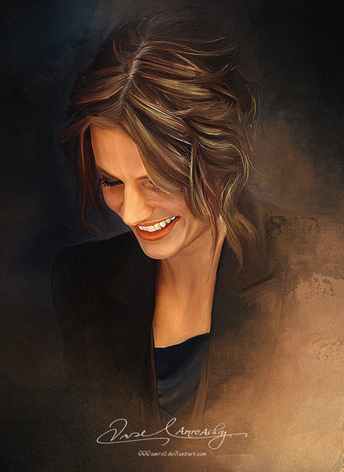 Stana Katic by amro-007