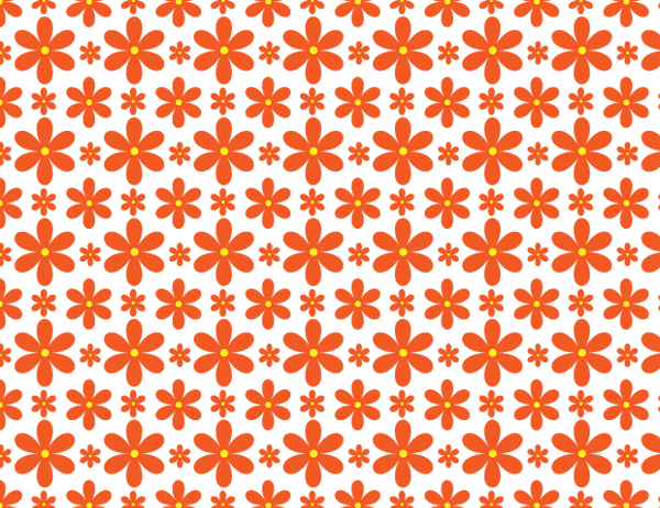 How To Create A Flower Pattern Using Illustrator