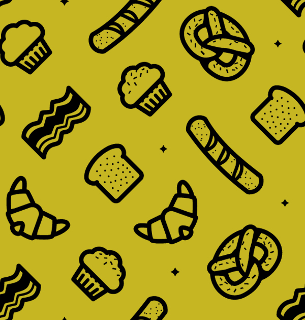Free Breakfast Pattern