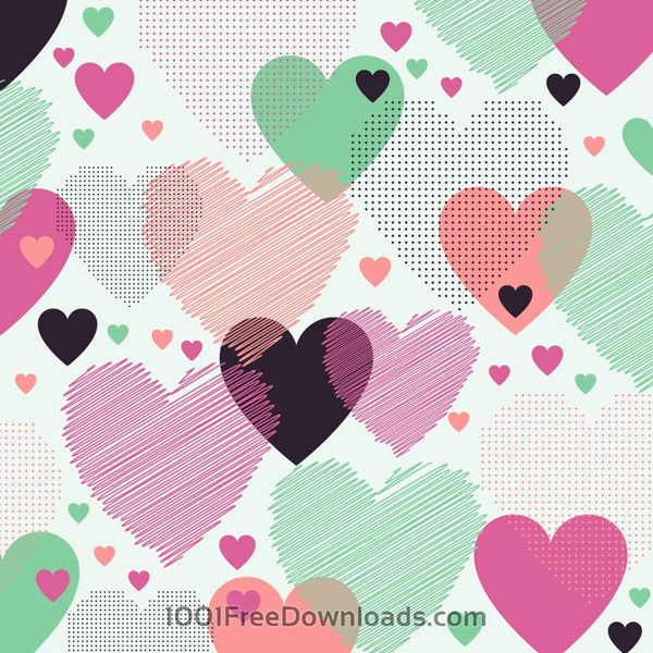Pattern Design – 27 Seamless Free Vector Patterns ...
