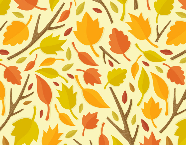 Free Autumn Pattern