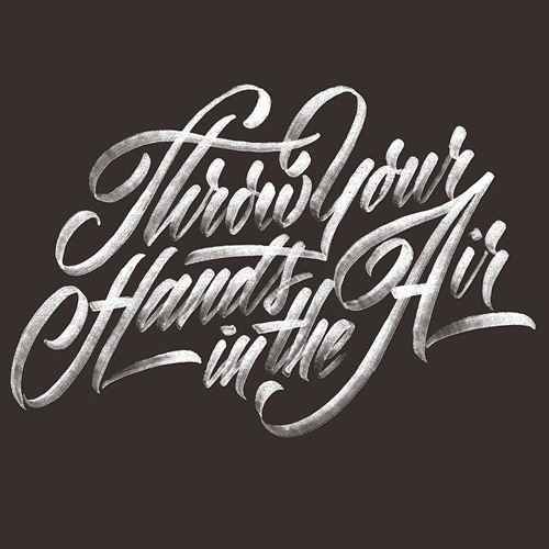 Typography Posters: 30 Motivational and Inspiring Quotes - 14