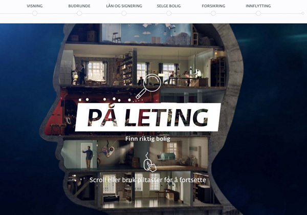 40 Fresh Award Winning Websites for Inspiration - 10