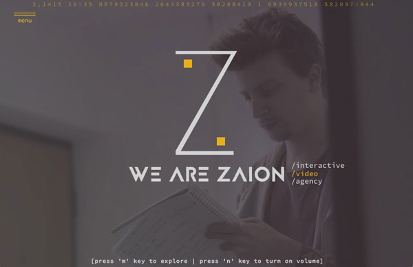 40 Fresh Award Winning Websites for Inspiration - 16