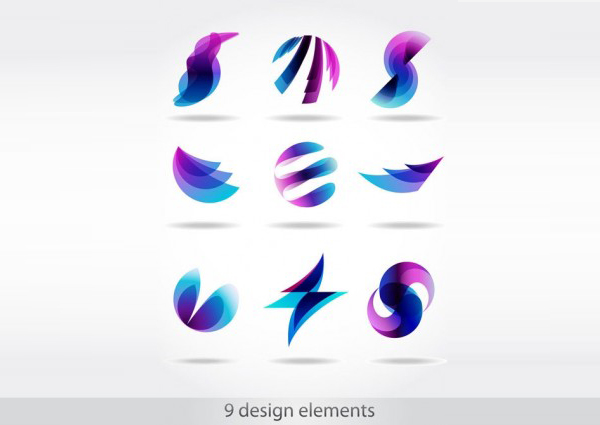Abstract Symbol Vector Graphics
