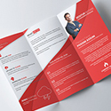 Post thumbnail of 15 Modern Corporate Business Brochure Designs