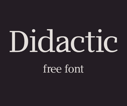 100 Greatest Free Fonts for 2016 - 67