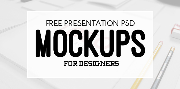 New Free Photoshop PSD Mockup Templates (20 MockUps)