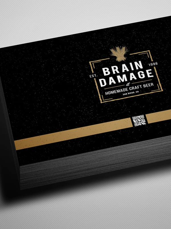 Free Vintage Black Business Card PSD Template : Freebies : Graphic ...