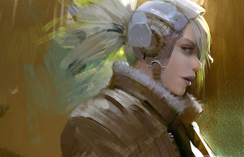 Awesome Digital Art by Brandon Liao