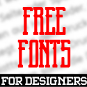Post Thumbnail of 13 New Modern Free Fonts for Designers