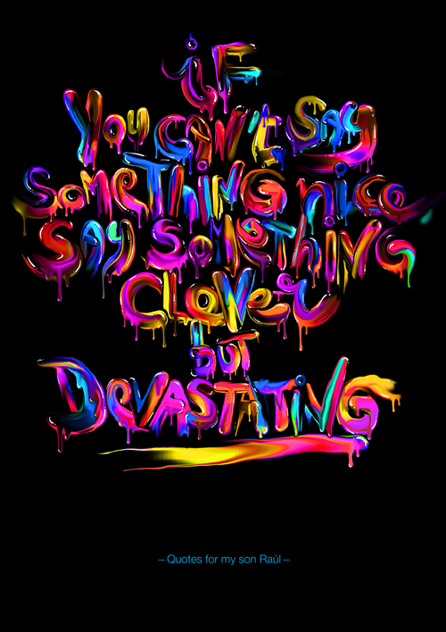 Typography Posters: 30 Motivational and Inspiring Quotes - 11
