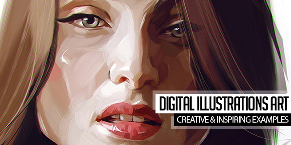 27 Creative Digital Illustrations Art Examples for Inspiration