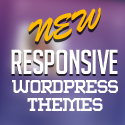 Post Thumbnail of New Responsive WordPress Themes - 15 WP Themes