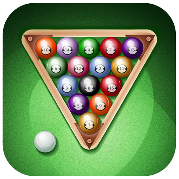 How to Create Snooker App Icon Using Adobe Illustrator