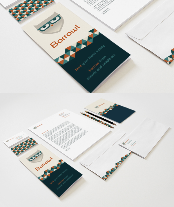 Borrowl Branding