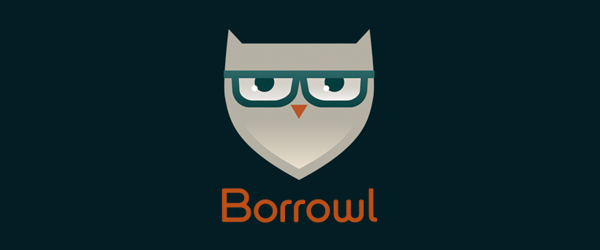 Borrowl Logo Design