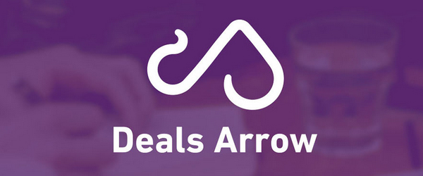 Deals Arrow-Brand Identity Logo Design