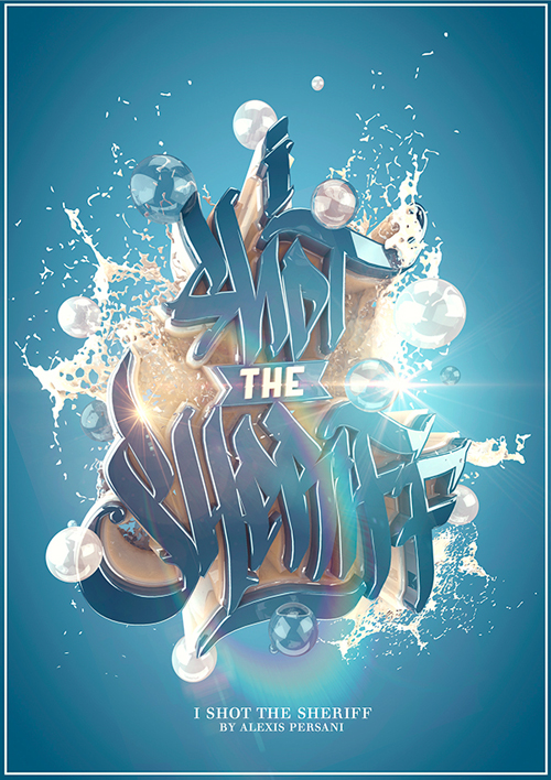 Remarkable Lettering and Typography Designs for Inspiration - 7