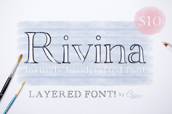 Rivina was inspired by the boom of homemade crafts