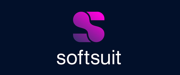 Softsuit Brand Logo Design