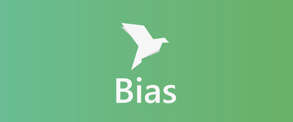 Bias Brand Logo Design