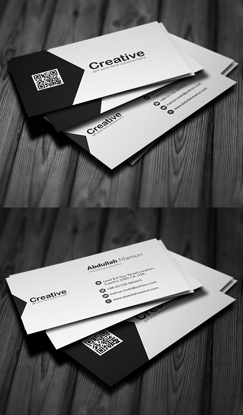 Business Cards Design: 50+ Amazing Examples to Inspire You - 16