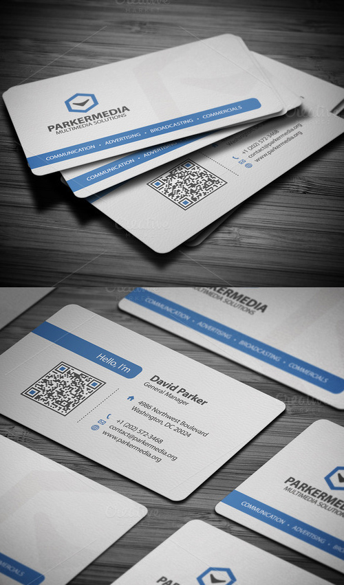 Business Cards Design: 50+ Amazing Examples to Inspire You - 18