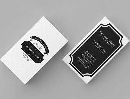 Business Cards Design: 50+ Amazing Examples to Inspire You - 29