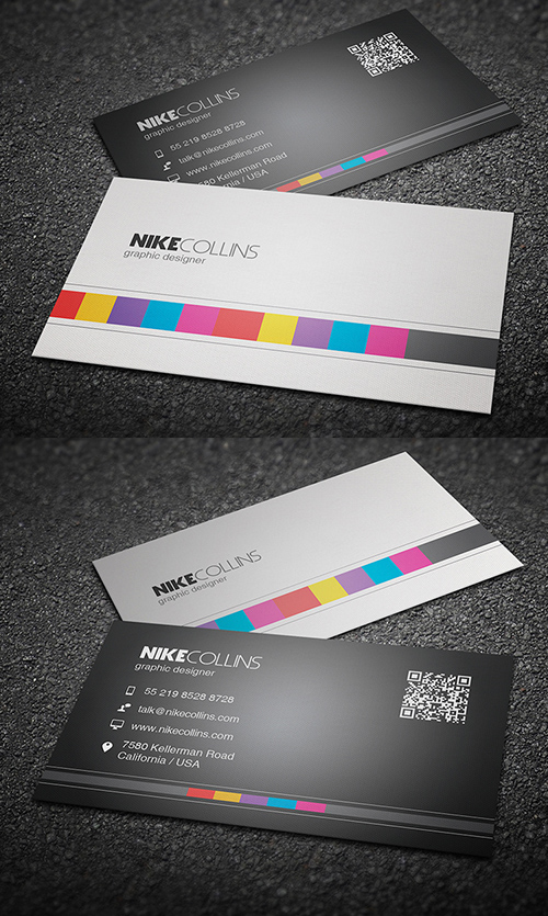Business Cards Design: 50+ Amazing Examples to Inspire You - 15
